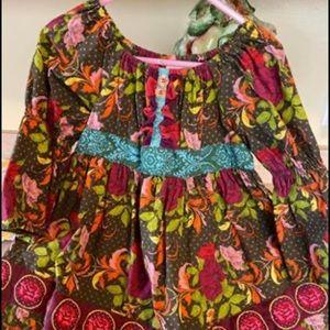 Matilda Jane tunic size 6